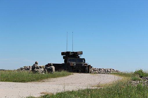 Avenger, Air Defense, Us Army, Training
