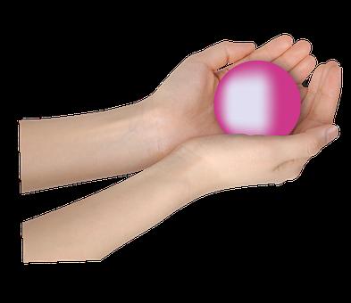 Hands, Ball, Hand, Finger, Presentation, Glass Ball