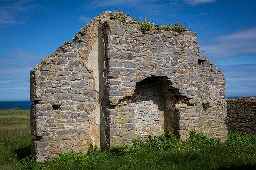 Devon, Brixham, Napoleonic Fort, Berry Head, Torbay