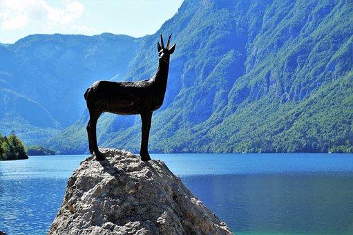 Bohinj, Lake Bohinj, Bohinj Lake, Julian Alps