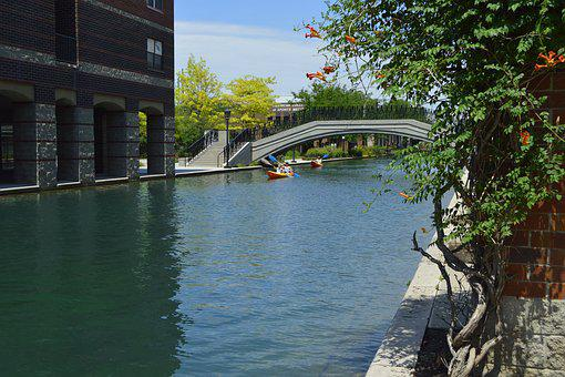 Central, Canal, Indiana Central Canal, Indianapolis