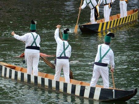 Tradition, Celebrate, Ulm, Customs, Fischerstechen