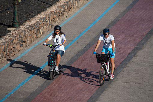 Cyclists, Summer, Cycling, Bike, Sport, Bicycle Tour