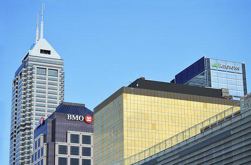 Salesforce, Bmo, Regions, Downtown, Indianapolis