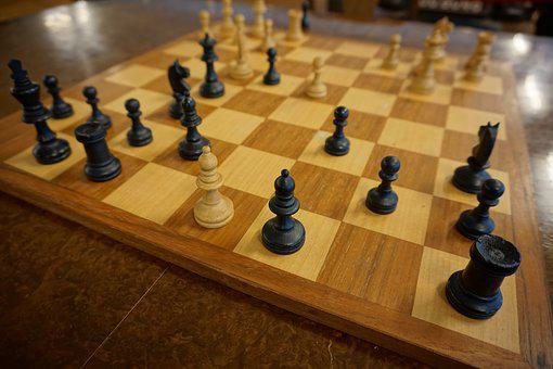 Chess, Play, Chess Board, Chess Game, Strategy, Figures