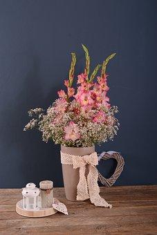 Flowerpot, Flowers, Decoration, Garden, Plant, Pot