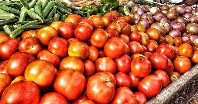 Tomato, Shop, Food, Fresh, Vegetable, Healthy, Green