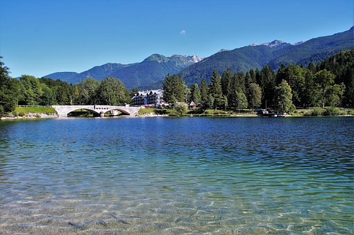 Bohinj, Lake Bohinj, Julian Alps, Bohinj Lake, Tourism