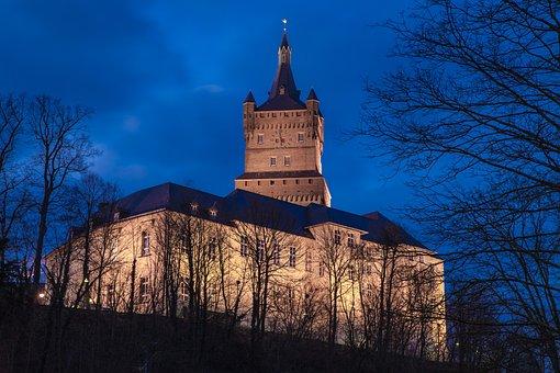 Kleve, Niederrhein, Architecture, Historically, Castle