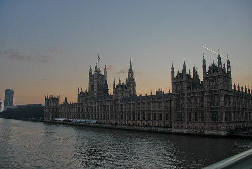 London, Westminster, England, Parliament, Landmark