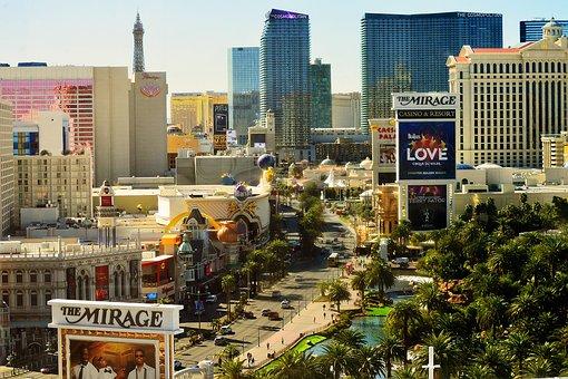 Las Vegas, Strip, Las Vegas Strip, Vegas, Nevada