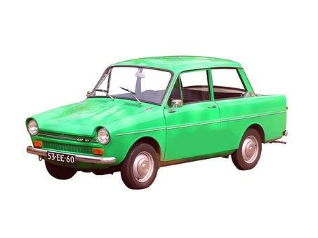 Daf, Daf 33, Daffodil, Car, Model Years 1967-1974