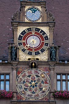 Old Town Hall, Heilbronn, Baden Württemberg, Germany