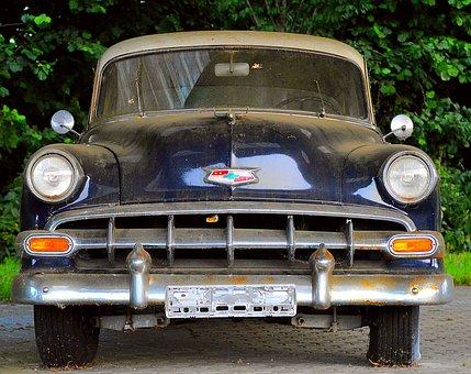 Auto, Oldtimer, Classic, Automotive, Vehicle, Old