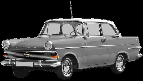 Opel Record, Model Years 1960-63, 3-speed, Olldtimer
