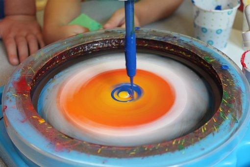 Preschool, Art, Child, School, Preschooler, Kids, Fun