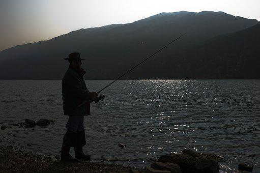 Scotland, Fishing, Water, Nature, Coast, Ocean, Shore