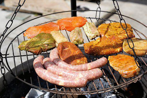 Grill, Grilled Meats, Meat, Barbecue, Steak, Tasty, Eat