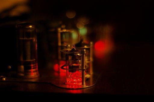 High End, Amplifier, Vacuum Tube, Electron Tube, Hi Fi