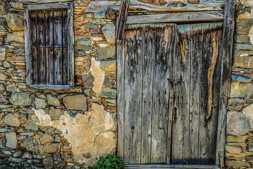 Old House, Abandoned, Decay, Ruin, Aged, Grunge