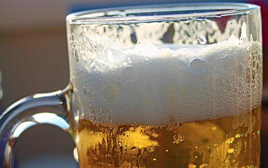 Beer, Beer Tankard, Beer Glass, Barley Juice, Drink