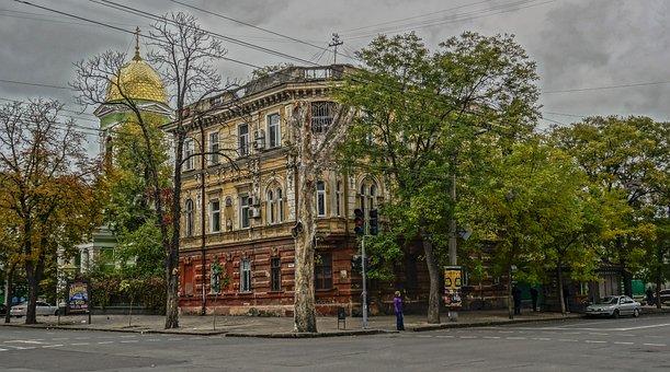 Odessa, Crossroads, Tserkov
