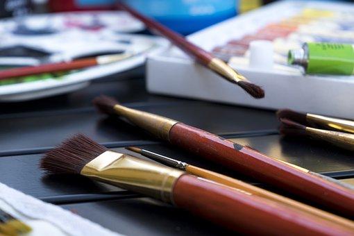 Art, Artists, Color, Brush, Paint, Painter, Painting