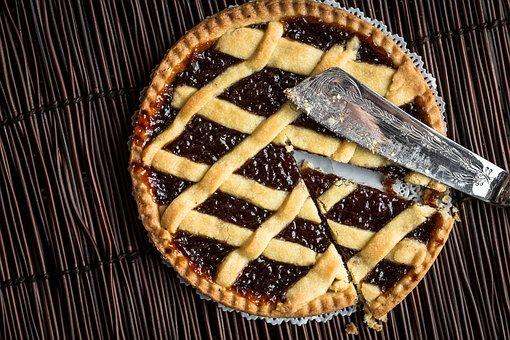 Tart, Jam, Dessert, Pastry, Food, Fruit, Cake, Fresh