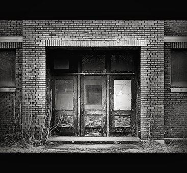 Brick, Warehouse, Building, Urban, Industrial, City