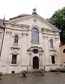 Weltenburg Abbey, Building, Architecture