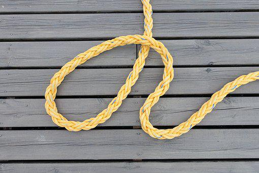 Rope, Maritime, Open, Nautical, Rigging, Boat