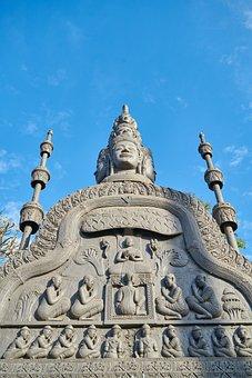 Sculpture, Architecture, Landscape, Travel, City