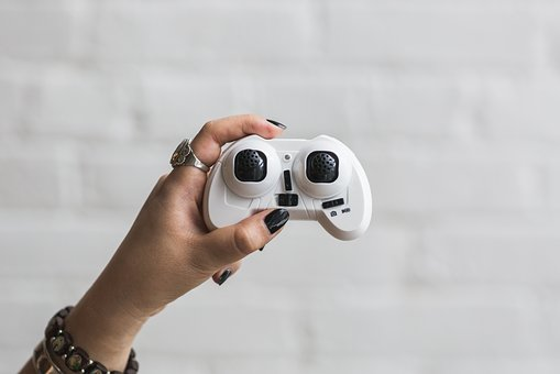 Game, Controller, Hand, Ring, Bracelet, Fashion