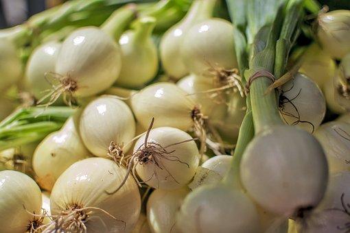 Onion, Garlic, Healthy, Health, Produce, Grocery, Farm