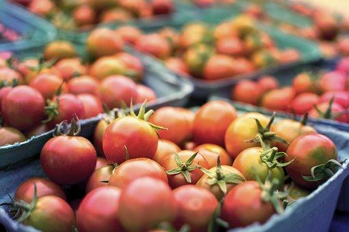 Tomato, Healthy, Health, Produce, Grocery, Farm, Table