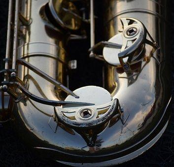 Music, Instrument, Saxophone, Musical Instruments, Jazz
