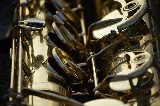 Musical Instruments, Sax, Saxophone, Jazz, Band, Music