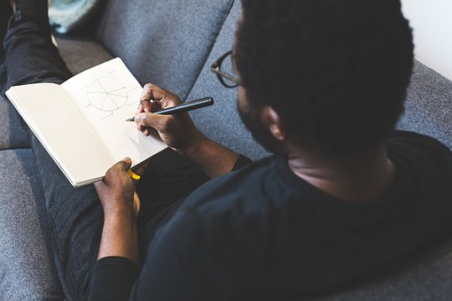Writing, Drawing, Sketch, Design, Notebook, Notepad
