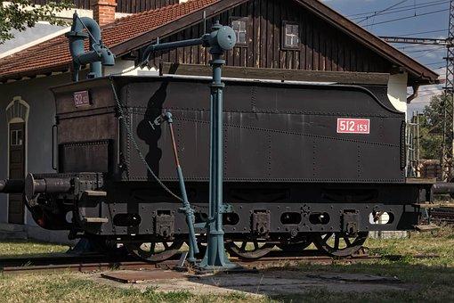 Wagon, Train, The Historical Train, Retro, Railway