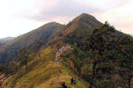 He Chang Phueak, Travel, Mountains