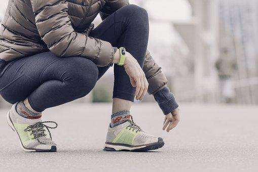 Cold, Weather, Winter, Jacket, Exercise, Tracker