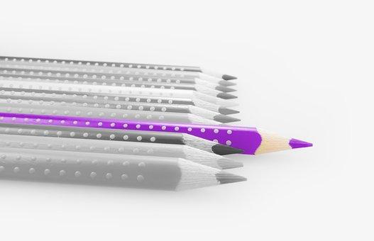 Pencils, Colored Pencils, Colour Pencils, Pens