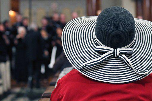 Hat, Concert, Audience, Performance, Music, Spectator