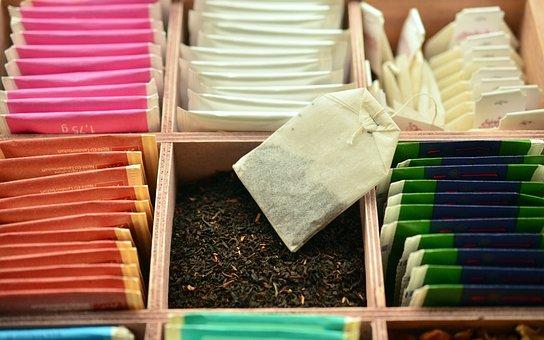 Tee, Tea Bags, Teas, Tea Box, Teatime, Drink, Black Tea