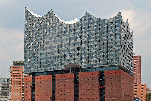 Hamburg, Philharmonic Orchestra, Elbe Philharmonic Hall