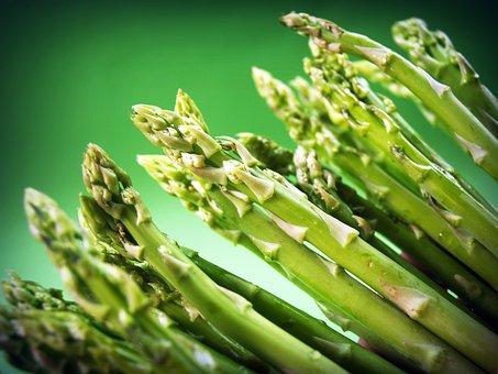 Food, Asparagus, Gourmet, Organic, Fresh, Freshness