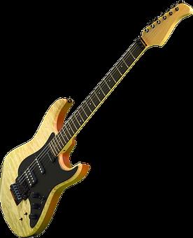 Guitar, Musical Instrument, Electric Guitar