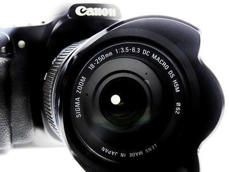 Camera, Digital Camera, Photograph, Photo, Images