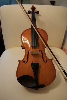 Violin, Bow, String, Music, Instrument, Stringed