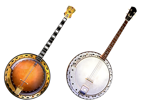 Banjo, Music, String, Jazz, Concert, Creativity